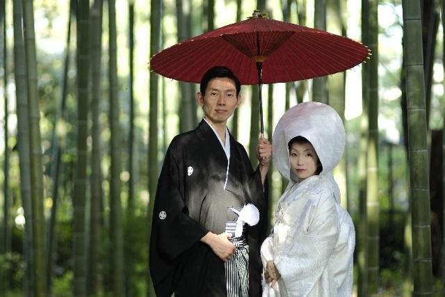 結婚式和服